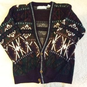 Boys cardigan sweater...Vintage item!!!